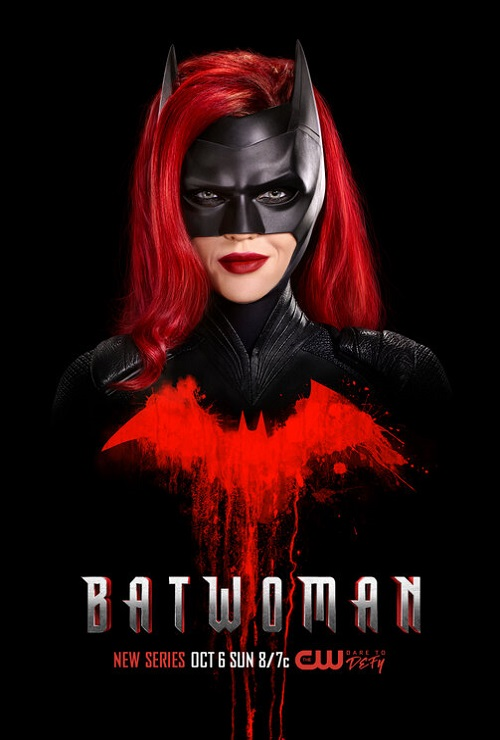 蝙蝠女侠  第二季