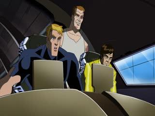 复仇者:世上最强英雄组合 第二季 第10集