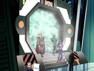复仇者:世上最强英雄组合 第二季 第16集
