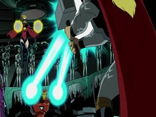 复仇者:世上最强英雄组合 第二季 第17集