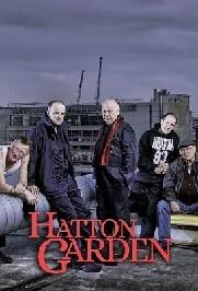 哈顿花园大劫案  第一季