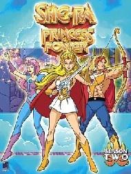 希瑞与非凡的公主们 第三季