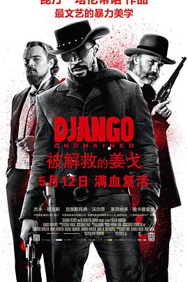 被解救的姜戈DjangoUnchained(2012)